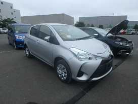 Бийск Toyota Vitz 2017