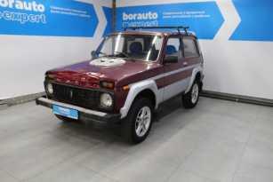 Воронеж 4x4 2121 Нива 2003