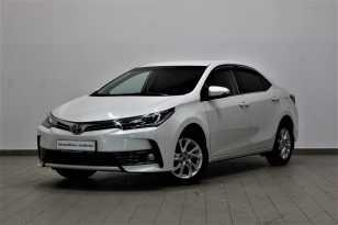 Кемерово Corolla 2017