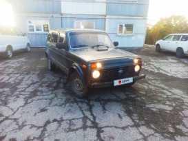 Петропавловск-Камчатский 4x4 2131 Нива 2011