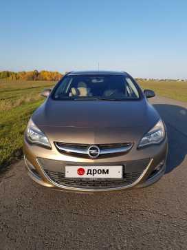 Тюмень Opel Astra 2012