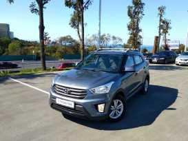Владивосток Hyundai Creta 2016