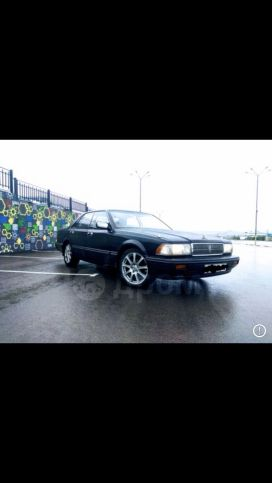 Улан-Удэ Nissan Cedric 1989