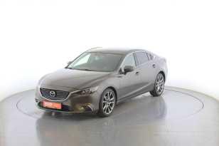 Москва Mazda6 2017