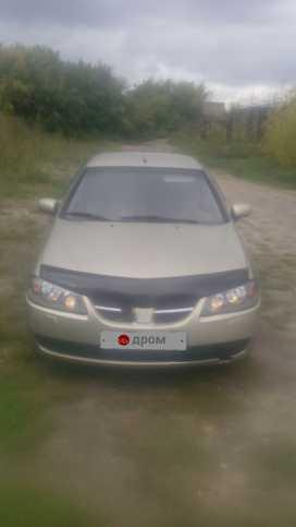 Новосибирск Nissan Almera 2004