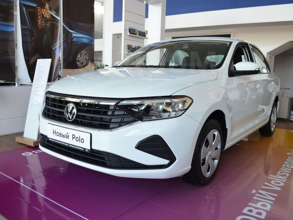 Volkswagen Polo, 2020 год, 931 800 руб.