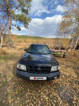 Якутск Forester 1999