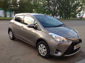 Хабаровск Toyota Vitz 2018
