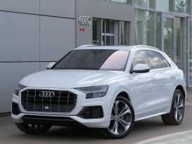 Иркутск Audi Q8 2018