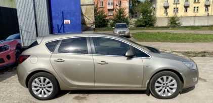 Глазов Astra 2012