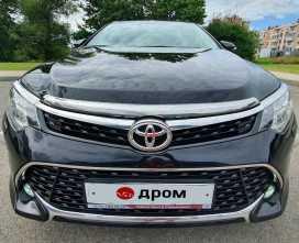Калининград Toyota Camry 2017