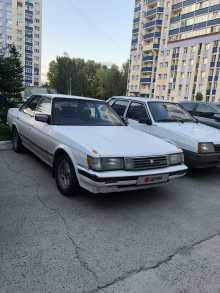 Новосибирск Mark II 1984