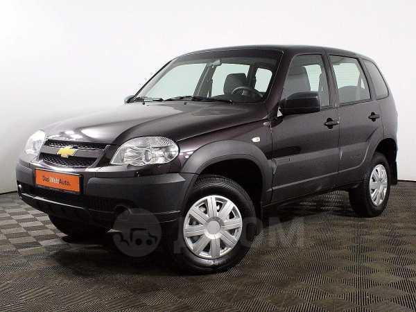 Chevrolet Niva, 2020 год, 669 000 руб.