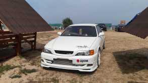 Славянск-На-Кубани Chaser 2001