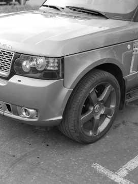 Муравленко Range Rover 2012