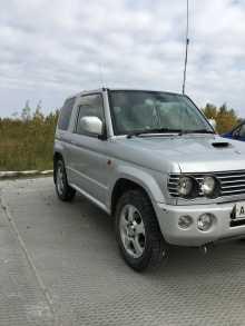 Губкинский Pajero Mini 2002
