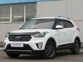 Новокузнецк Hyundai Creta 2017