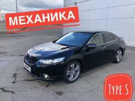 Красноярск Accord 2012