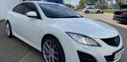 Чебоксары Mazda6 2012