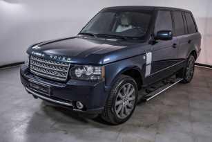 Челябинск Range Rover 2012