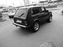 Москва 4x4 2121 Нива 2019