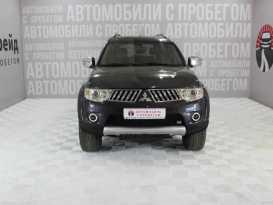 Уфа Pajero Sport 2012