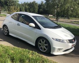 Казань Civic Type R 2007