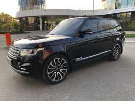 Екатеринбург Range Rover 2013