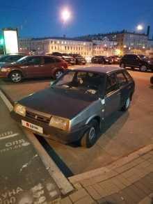 Санкт-Петербург 2109 2000