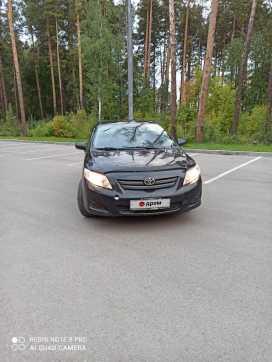 Барнаул Corolla 2008