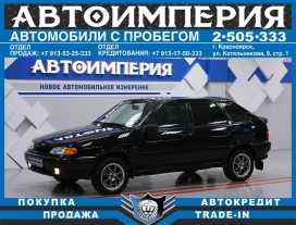 Красноярск 2114 Самара 2012