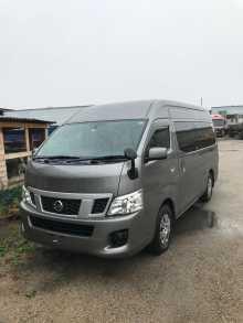 Благовещенск NV350 Caravan 2014