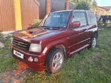 Челябинск Pajero Mini 2002