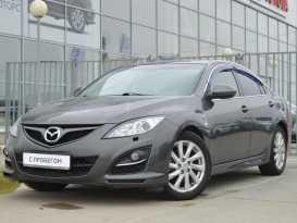 Новый Уренгой Mazda6 2011