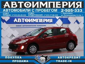 Красноярск Peugeot 308 2009