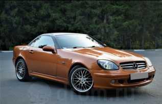 Новый Уренгой SLK-Class 1999