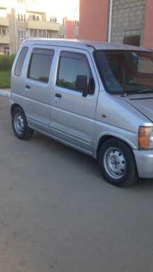 Новосибирск Wagon R Wide 1998