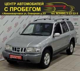 Нижневартовск Kia Sportage 2003