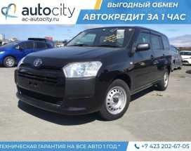 Владивосток Toyota Probox 2016