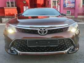Омск Toyota Camry 2017