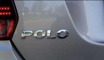 Грозный Polo 2019