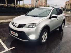 Чита Toyota RAV4 2013