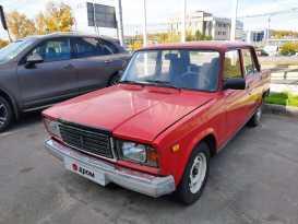 Иркутск Лада 2107 1995