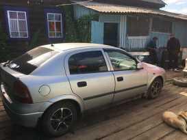 Иркутск Opel Astra 2001