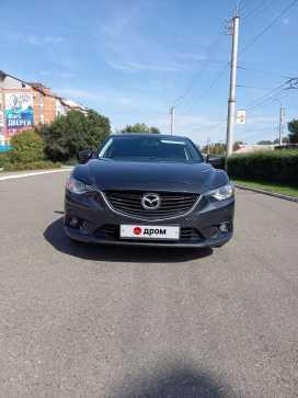 Абакан Mazda6 2014