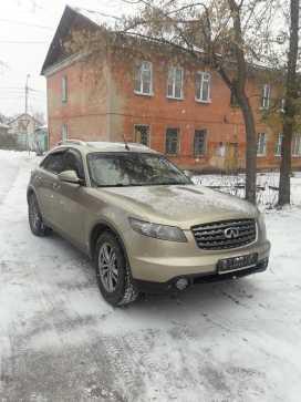 Омск FX35 2005