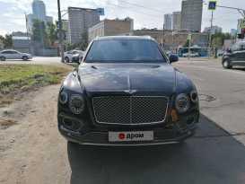 Москва Bentayga 2019