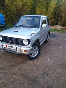 Тында Pajero Mini 1995