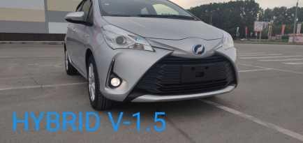 Мегет Toyota Vitz 2017