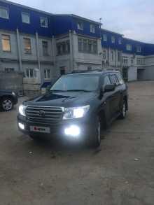 Москва Land Cruiser 2009